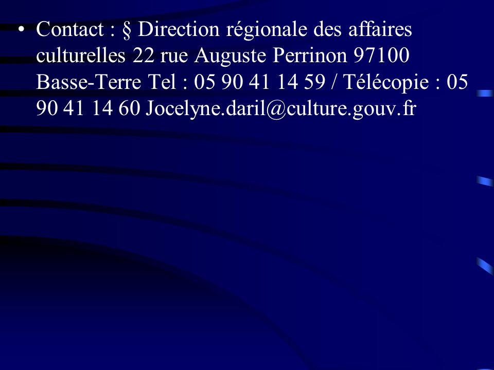 · Fonds d aide aux échanges à caractère éducatif, culturel et sportif dit « Fonds transport» Destiné à financer les déplacements de la Guadeloupe vers la métropole ou la Caraïbe à l exception des déplacements réalisés dans le cadre de la formation L enveloppe annuelle représente environ 390.000.