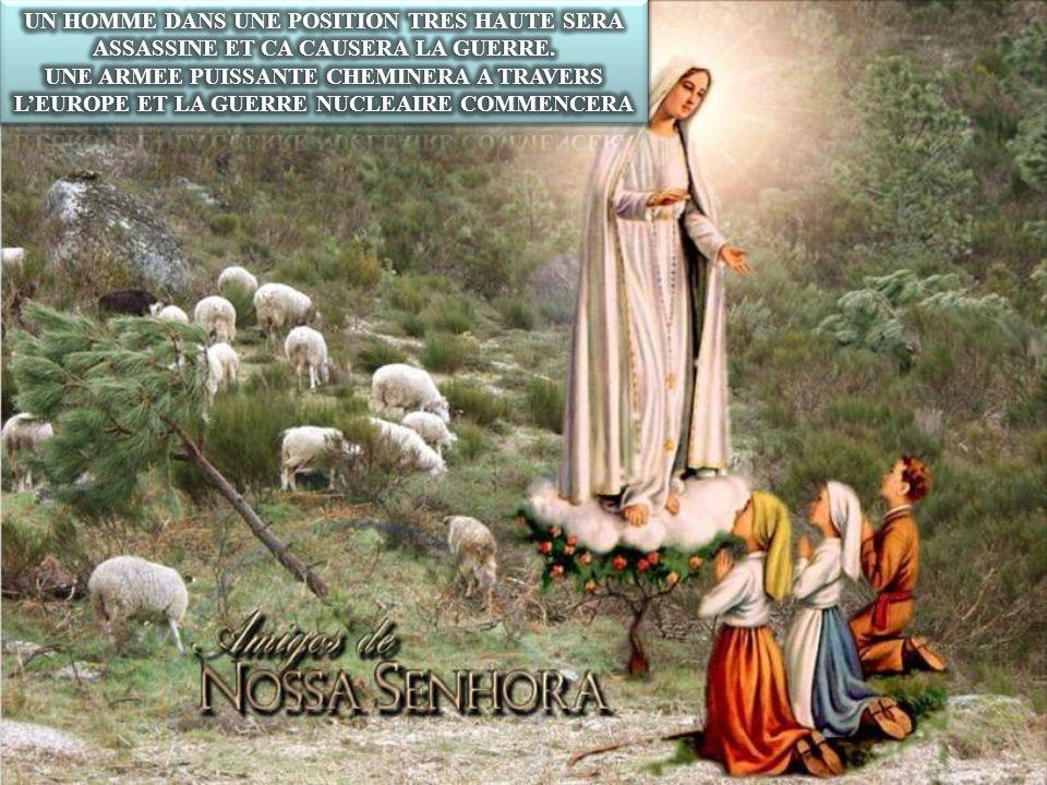 Le temps est venu de transcrire le message de notre Dame pour toutes nos connaissances, pour nos amis, pour leurs amis, pour le monde entier.