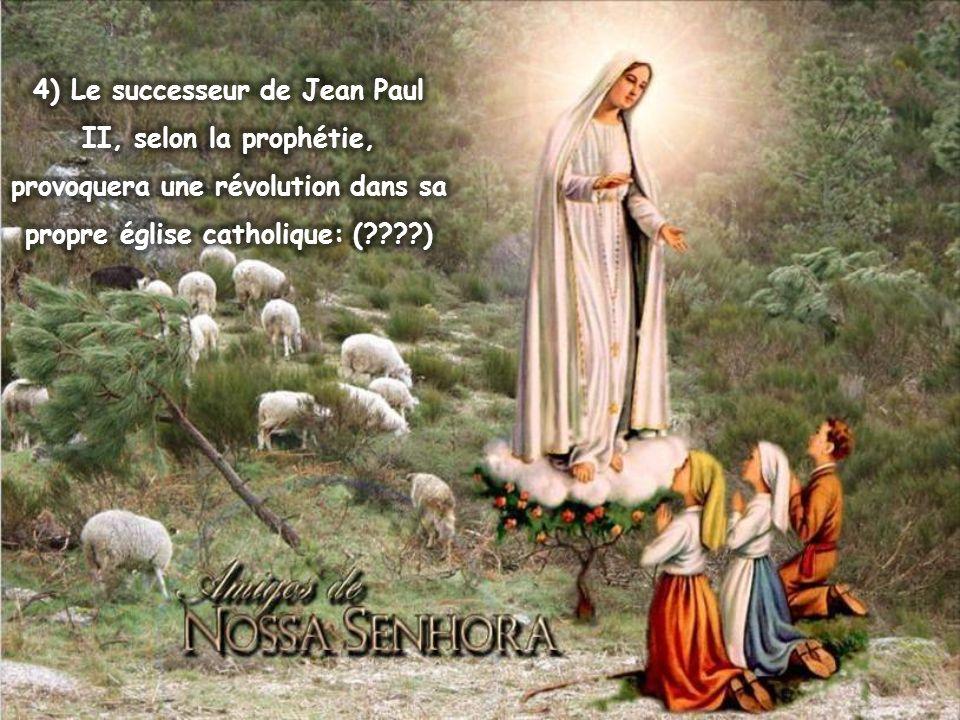 3) Le 12º Pape a eu un long pontificat: Jean Paul II est resté Pape 27 ans, de 1978 à 2005.