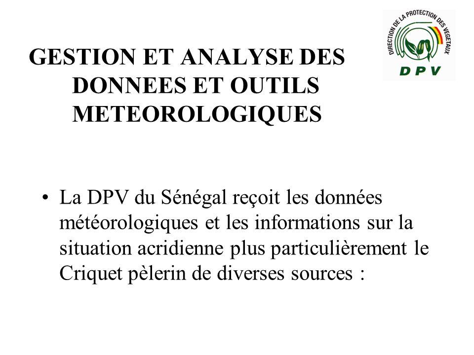 FAO ECLO : Bulletin mensuel FAO Bulletin mensuel FAO n°307 du 30 Avril 2004 : Arrivée possible des essaims de criquets au Sénégal ; Programme EMPRES/CLCEPRO