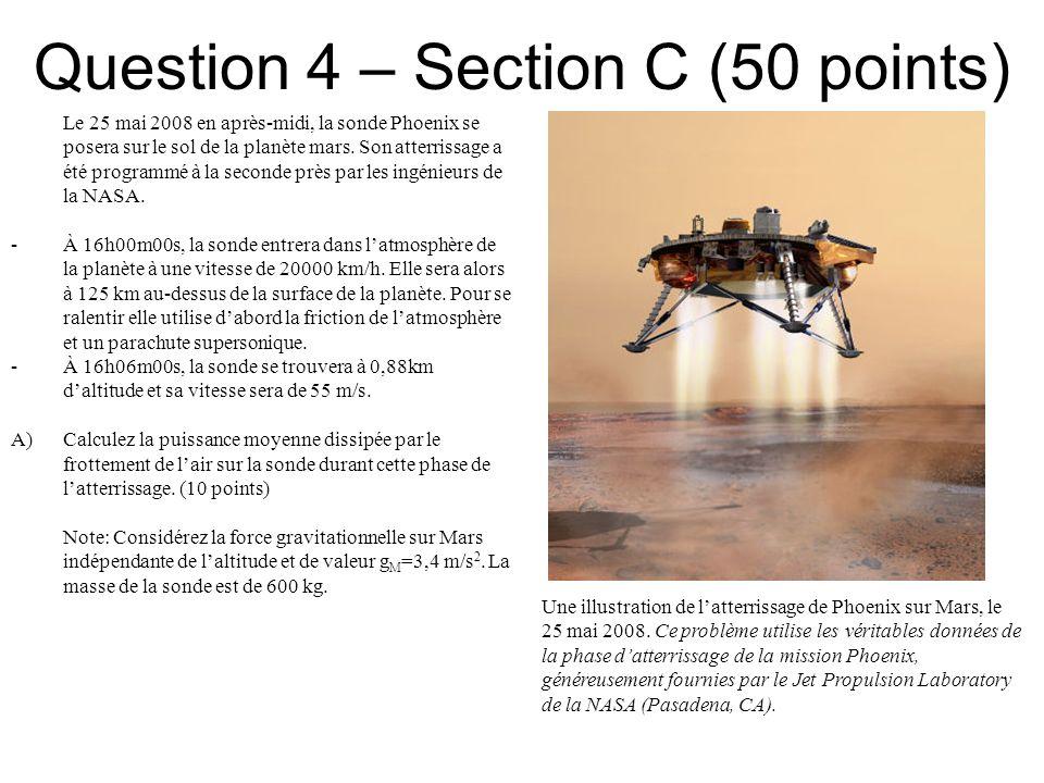Le 25 mai 2008 en après-midi, la sonde Phoenix se posera sur le sol de la planète mars. Son atterrissage a été programmé à la seconde près par les ing