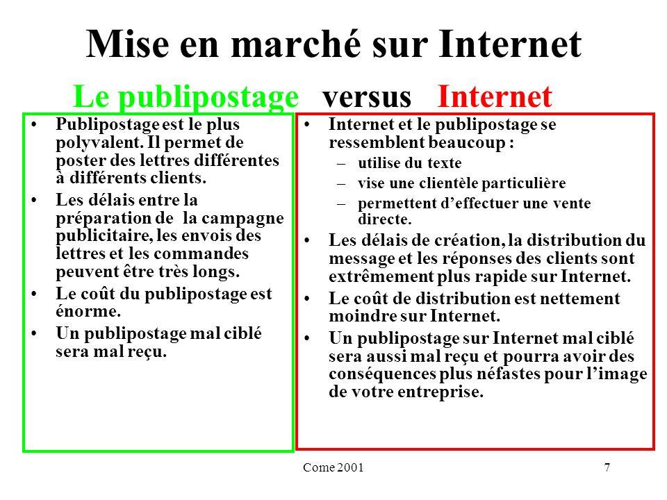 Come 20017 Mise en marché sur Internet Publipostage est le plus polyvalent.
