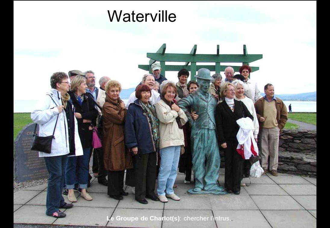 Waterville Le Groupe de Charlot(s): chercher lintrus.