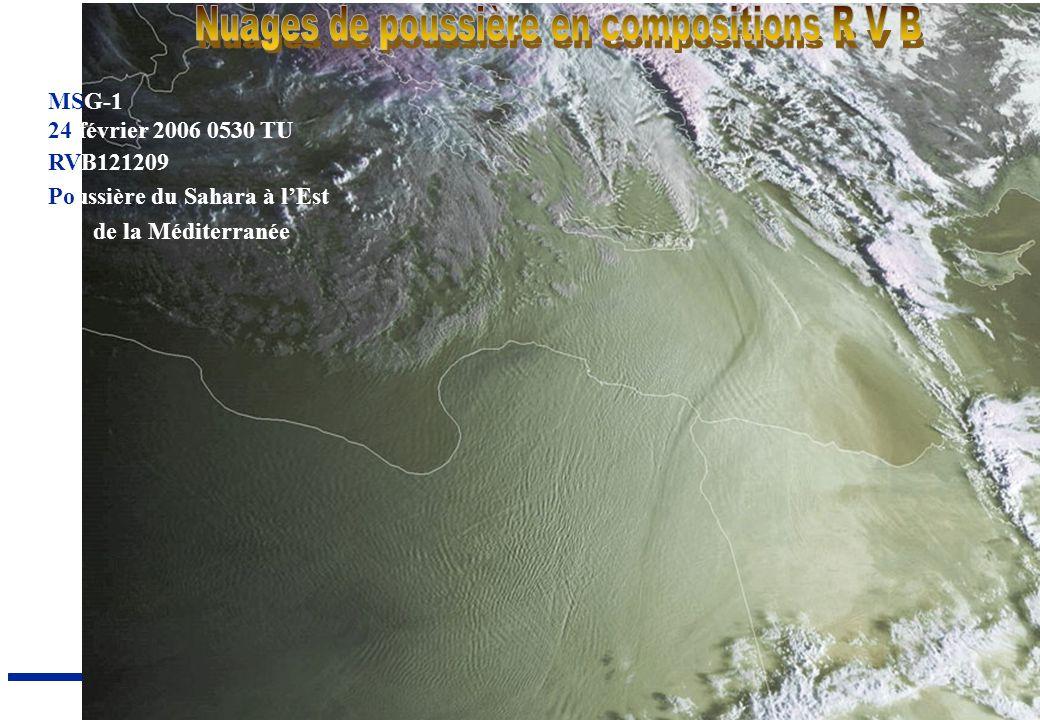 Diapo: 29 Sahel Conference 2007 : Tempête et brume de poussière – E.