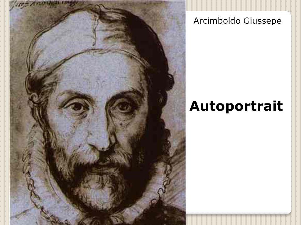 Arcimboldo Giussepe Autoportrait
