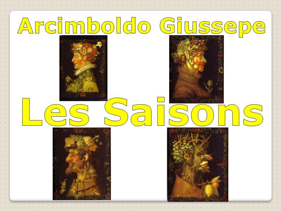 Le bibliothécaire Arcimboldo Giussepe