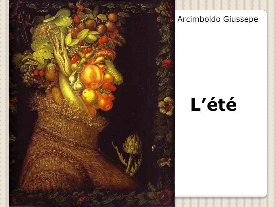Le printemps Arcimboldo Giussepe