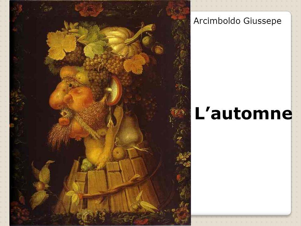 Lautomne Arcimboldo Giussepe