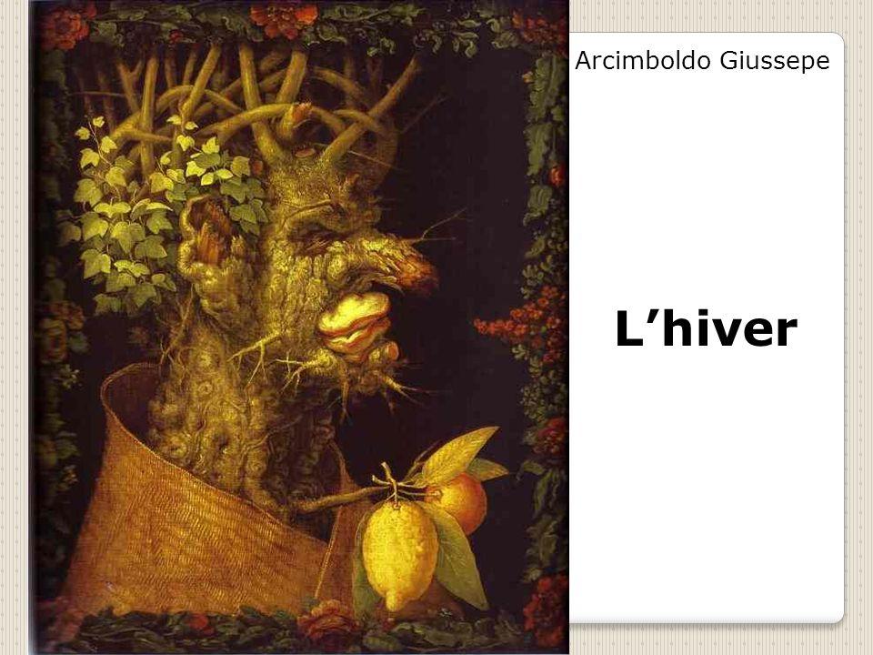 Lhiver Arcimboldo Giussepe