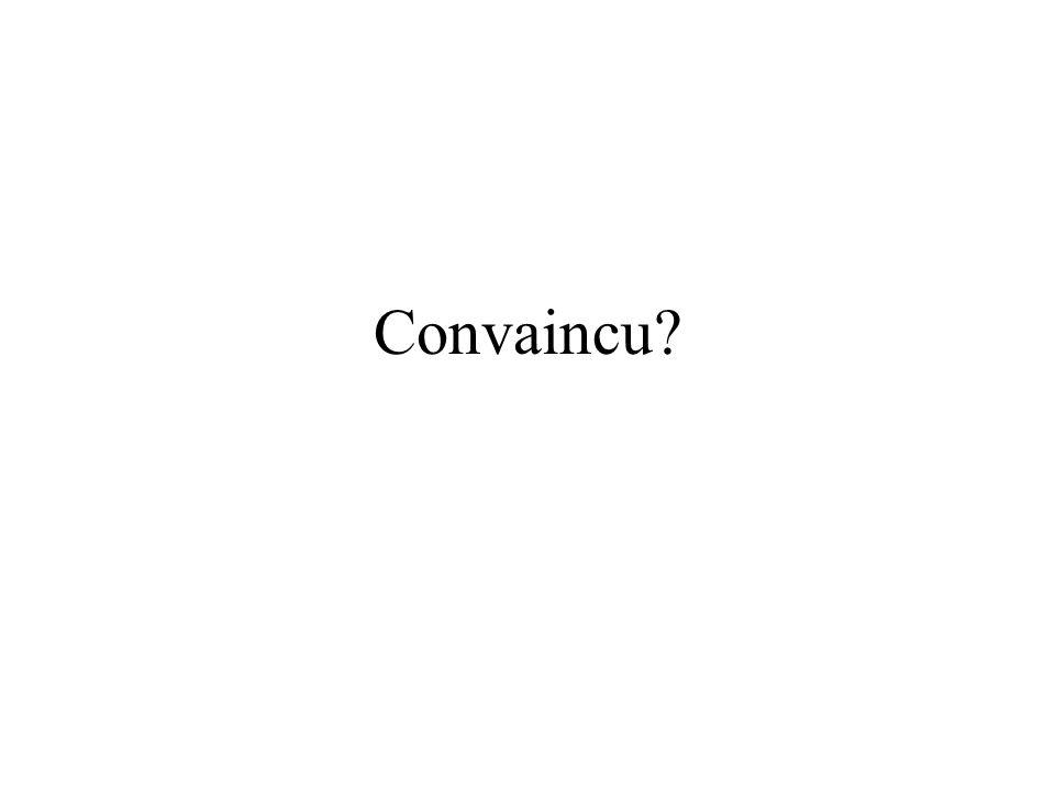 Convaincu?