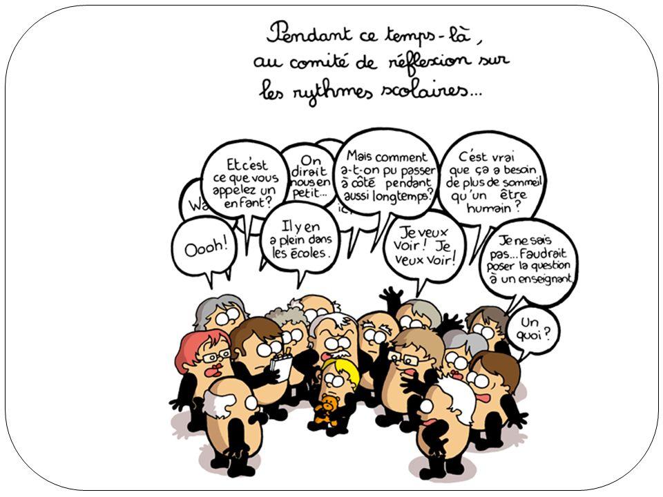 RAPPEL DES GRANDS PRINCIPES DE LA RÉFORME - Mise en place à la rentrée 2013, dérogation pour 2014 - 24 heures denseignement hebdomadaire - 9 demi-journées incluant le mercredi matin, possibilité de dérogation pour le samedi matin - 5h30 de classe maximum par jour - une demi-journée de 3h30 maximum - pause méridienne de 1h30 minimum - les activités pédagogiques = ex aides personnalisées - aucun enfant ne devra être laissé sans solution de prise en charge avant 16h30.