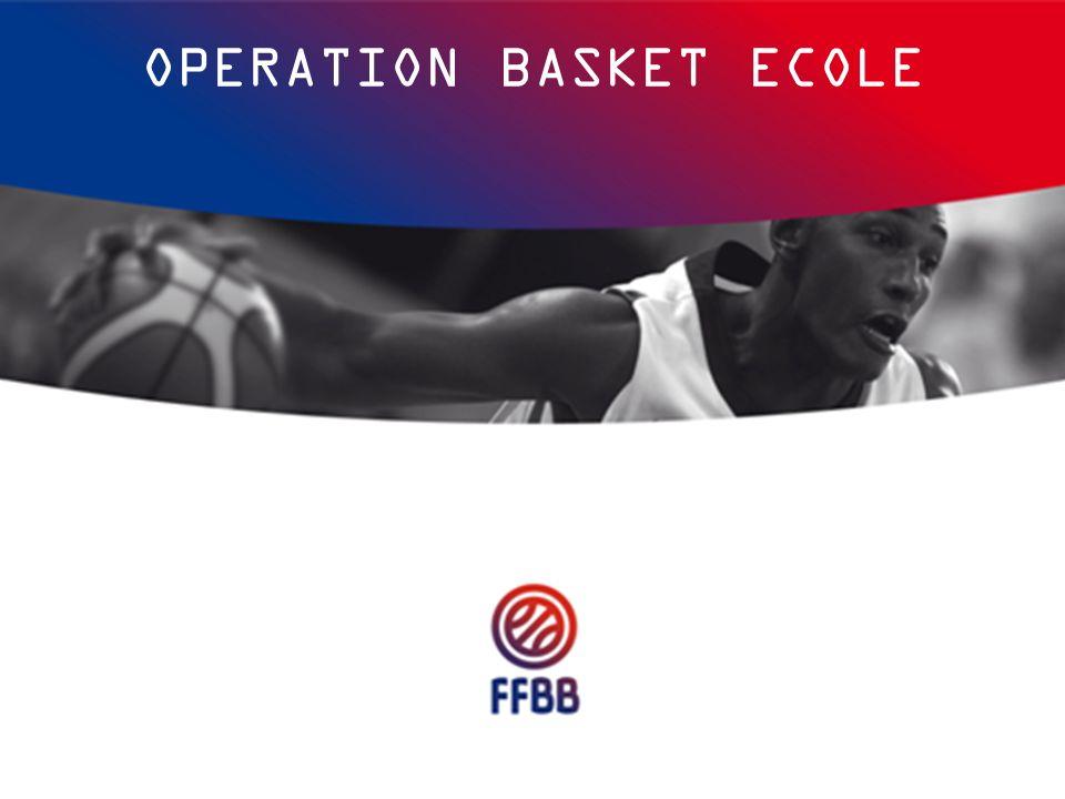 - LOpération Basket Ecole - Mise en œuvre et Méthode dutilisation http://www.basketecole.com/