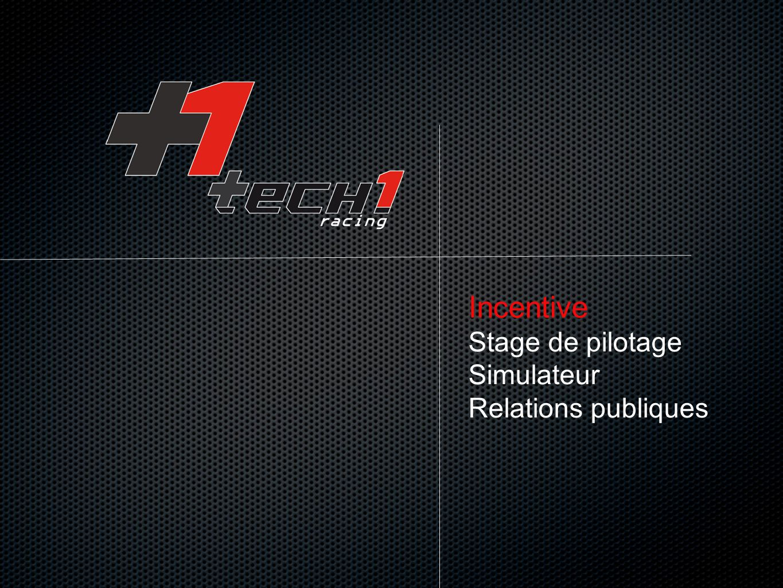 La société Tech 1 Racing est une écurie de course automobile basée à Toulouse.