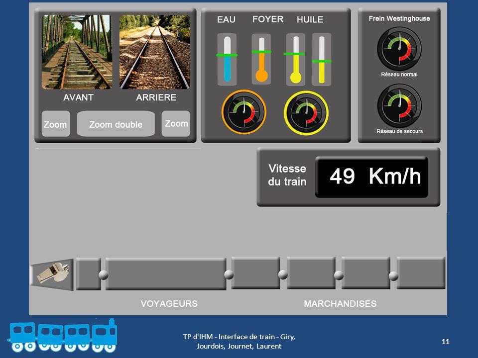 TP d'IHM - Interface de train - Giry, Jourdois, Journet, Laurent 11