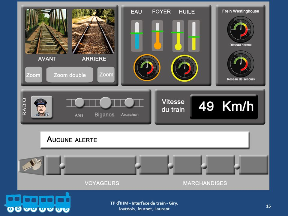TP d'IHM - Interface de train - Giry, Jourdois, Journet, Laurent 15