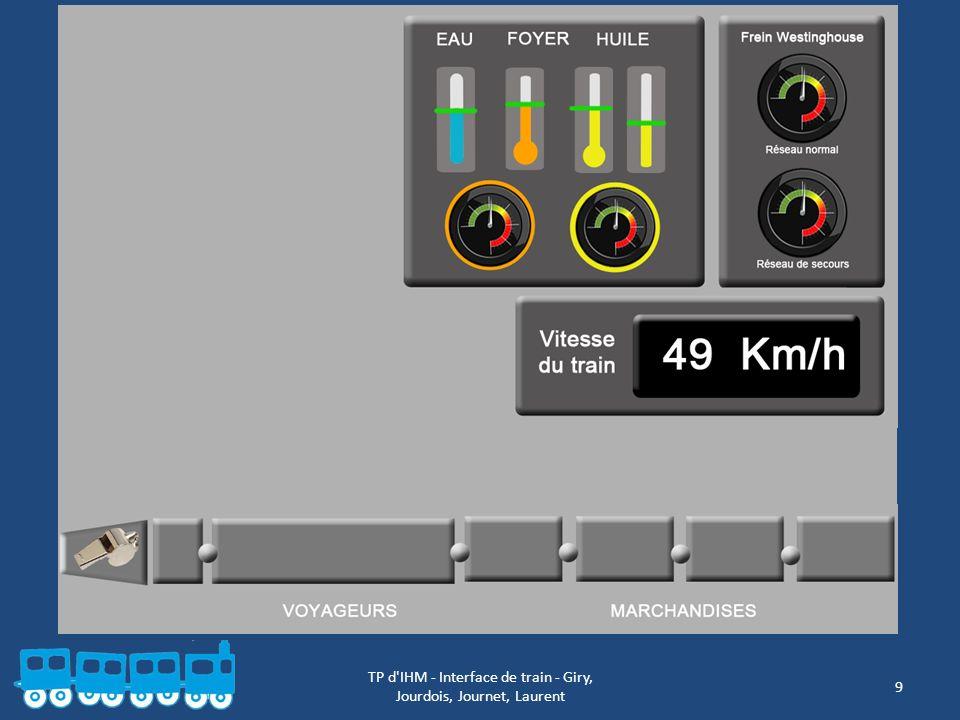 TP d'IHM - Interface de train - Giry, Jourdois, Journet, Laurent 9