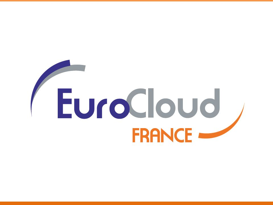 2 EuroCloud France est la branche française de lorganisation européenne EuroCloud, premier réseau dacteurs du Cloud en Europe avec 1500 entreprises membres réparties dans 31 pays.
