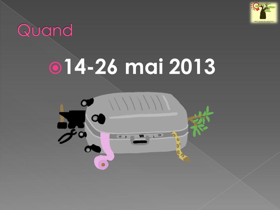14-26 mai 2013