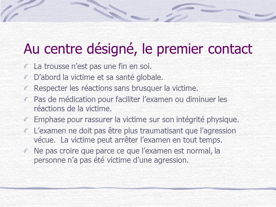 DÉFI Intégrer les besoins/éléments médicolégaux dans la relation daide inhérente à lintervention médicosociale.