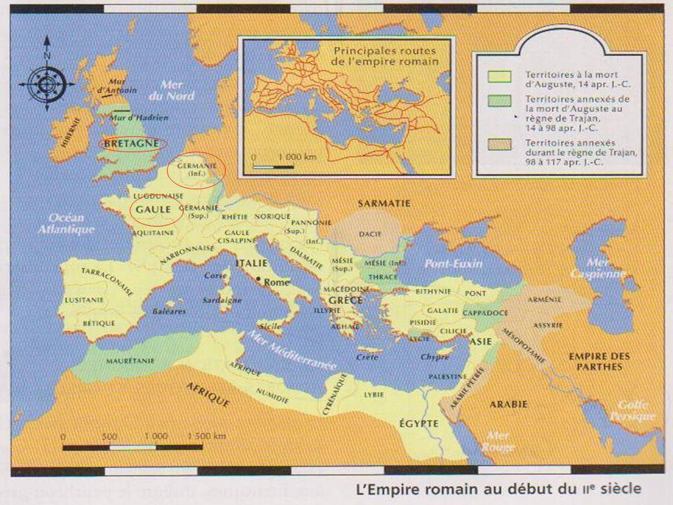 2- Vous devez connaître les dates du début et de la fin des périodes suivantes : la Rome antique, la période de la République romaine et la période de la Rome impériale (lEmpire).