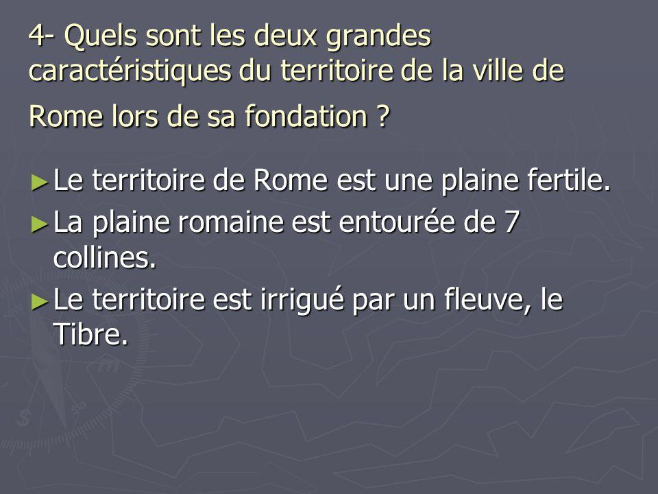 5- En ordre chronologique, quels sont les trois formes de gouvernement que connaîtra la Rome antique.