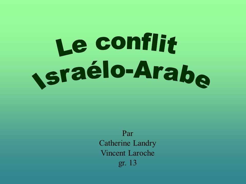 Par Catherine Landry Vincent Laroche gr. 13