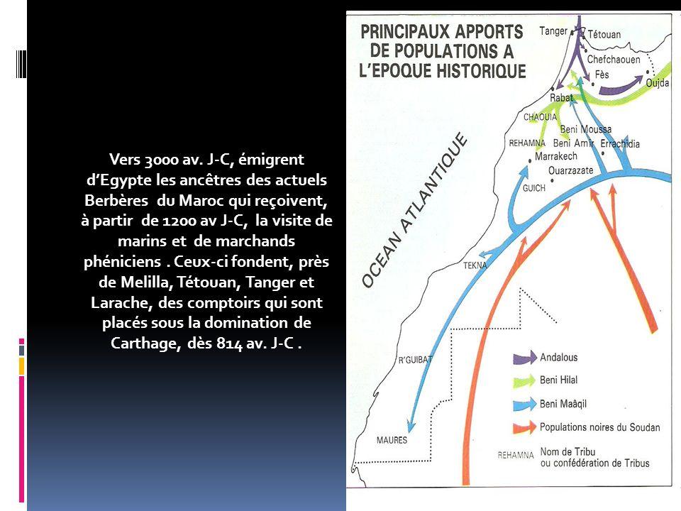 Antiquité: Le début I Il y a environ 10.000 ans, le climat humide a disparu de lAfrique du Nord. Cest à cette époque que disparaissent des forêts du s