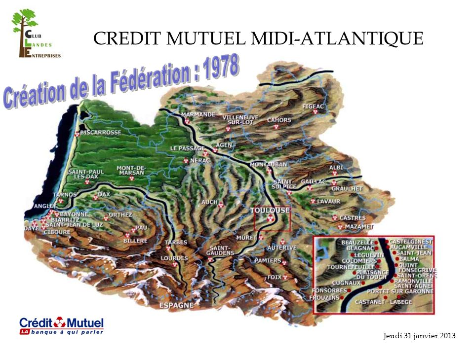 CREDIT MUTUEL MIDI-ATLANTIQUE