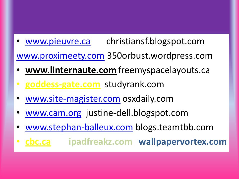 www.pieuvre.ca christiansf.blogspot.com www.pieuvre.ca www.proximeety.comwww.proximeety.com 350orbust.wordpress.com www.linternaute.com freemyspacelay