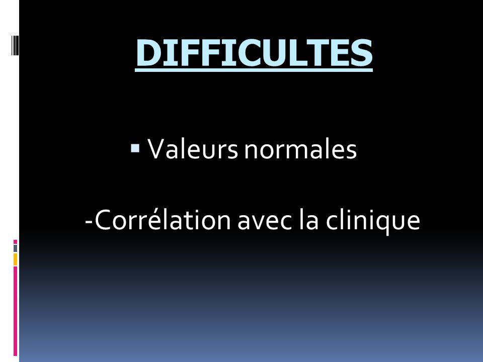 VITESSE DE SEDIMENTATION (VS) ( Erythrocytes sedimentation rate) -ESR-