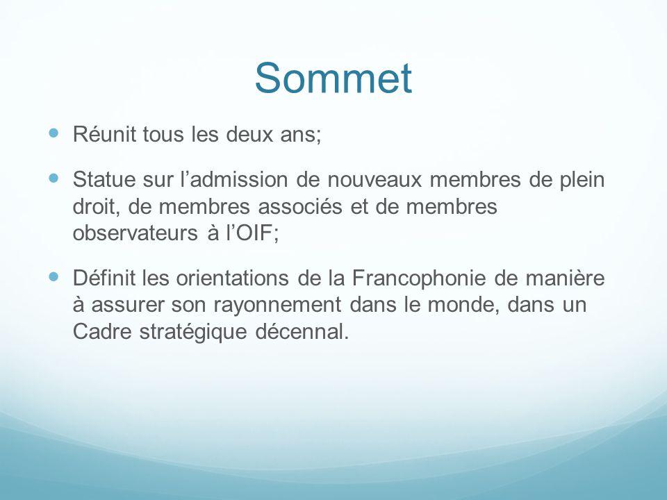 Participation aux opérations de maintien de la paix de lONU Des formations visent à renforcer la capacité des personnels francophones à mener des opérations se déroulant dans des environnements complexes.