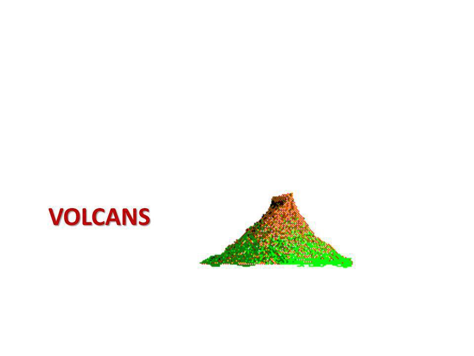 La terre au début Elle était une boule ardente il y a 4.5Milliard dannées Elle sest refroiodit et sest solidifiée dans les premières centaines dannées Des éruptions volcaniques apparaissent alors créèrent la terre ferme et façonnent les continent et les océans Les volcans sont indisponsables à la vie : -Naissance à de nouvelles terre - Renouvellent latmosphère en eau et gaz carbonique - les cendres volcaniques (fertilisants) - Energie thermique - Substences minérales industrielles