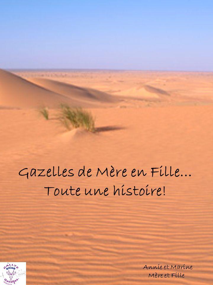 Pour en savoir plus… www.gazelles-de-mere-en-fille.e-monsite.com Pour nous contacter… Gazelles.de.mere.en.fille@gmail.com