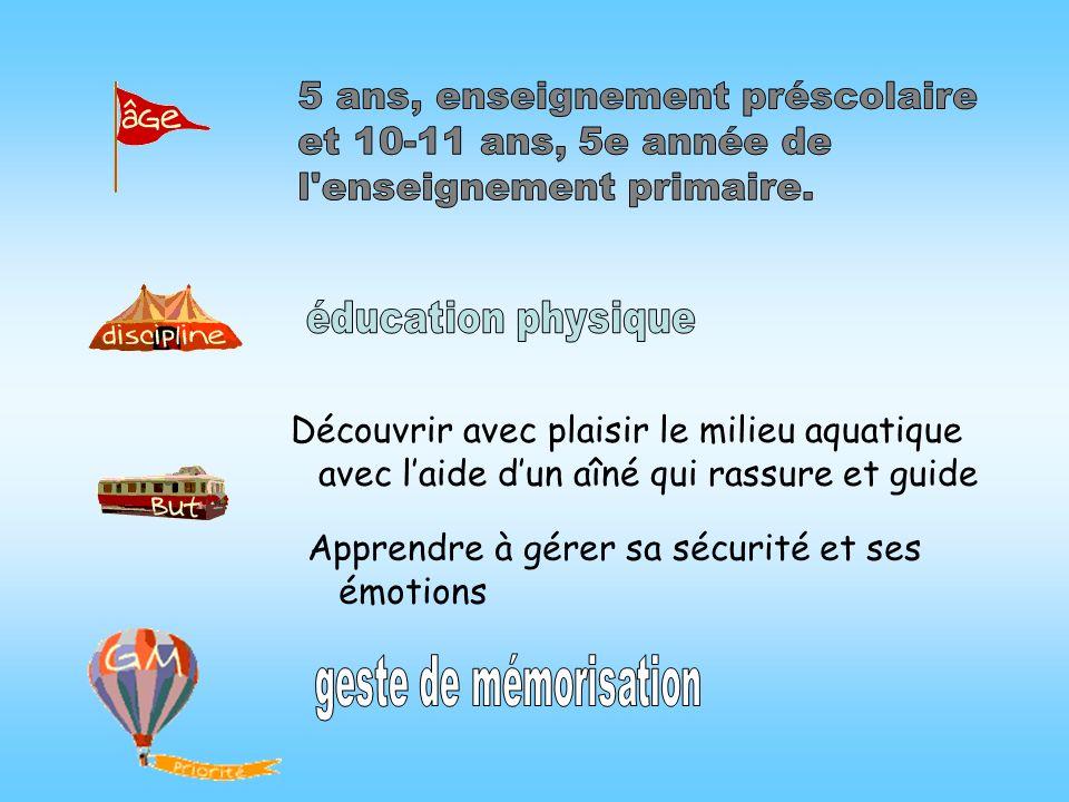 Depuis le mois de septembre, les élèves de 5 ème primaire parrainent ceux de 3 ème maternelle.