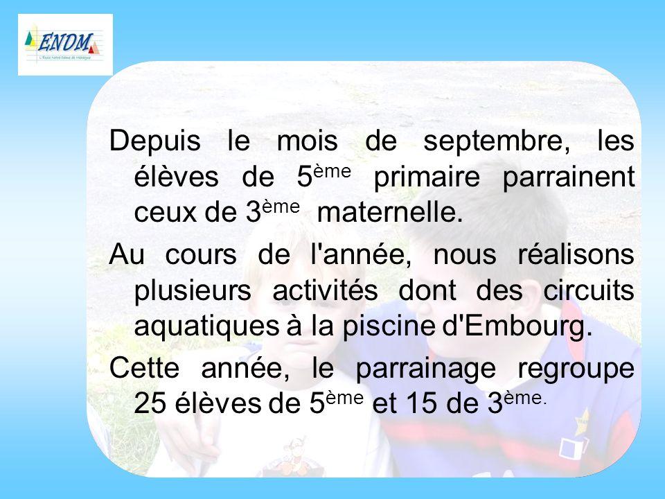 Après la réalisation du circuit, nous avons recueilli les impressions –des enfants, –d une maman qui participe à chaque circuit aquatique –ainsi que celles des enseignants.