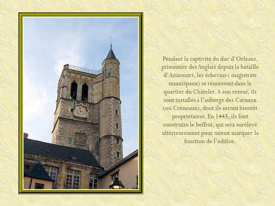 Vestiges de léglise Sainte-Catherine démolie en 1791.