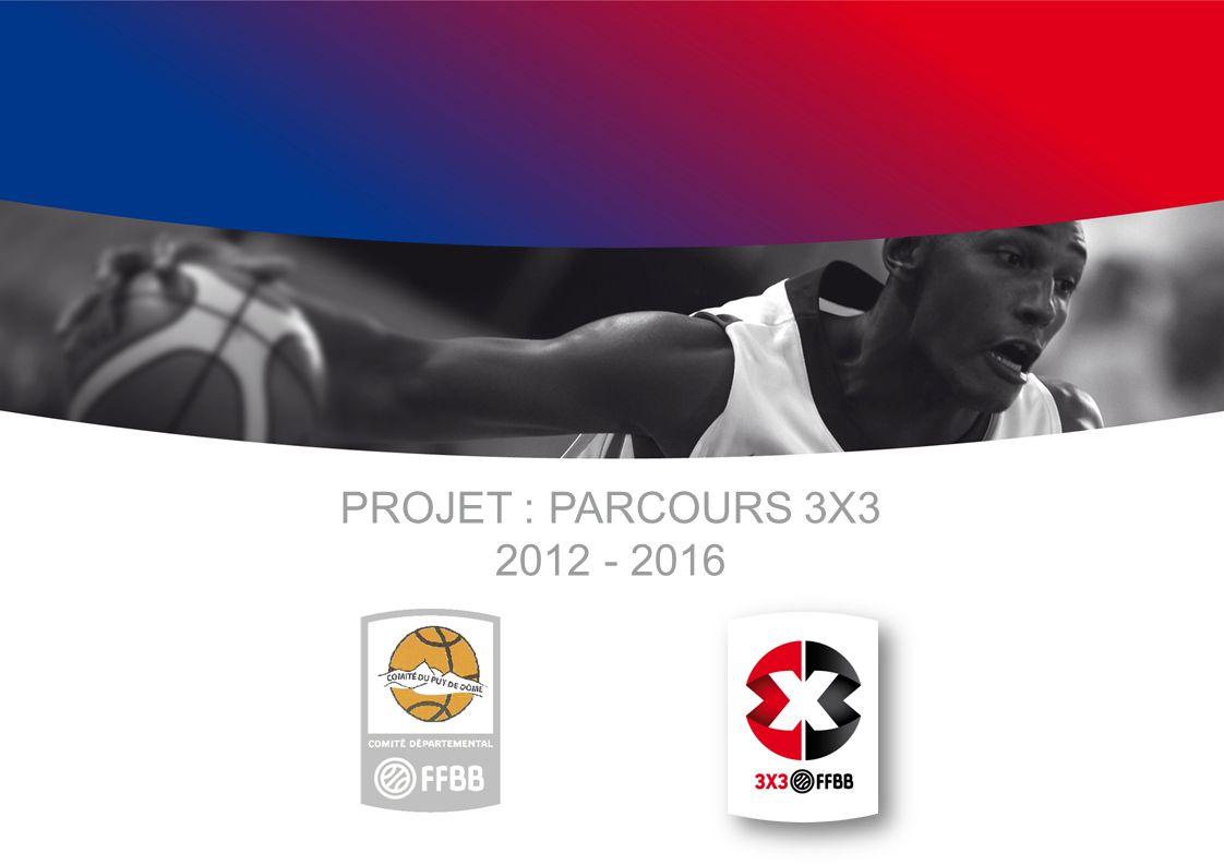 Parcours 3 x 3 : Scénario du parcours de compétition Master européen TOURNOI BRUN (LABELLISÉ FFBB) Organisé par la Ville de Clermont-Ferrand et lassociation GIVING BACK depuis 10 ans.