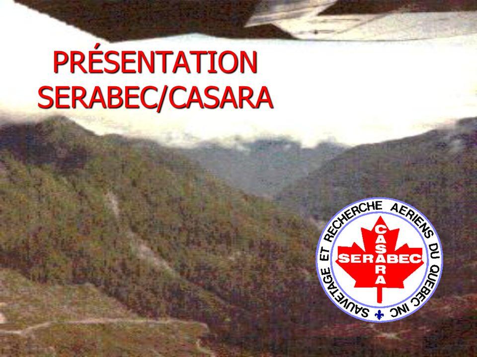PRÉSENTATION SERABEC/CASARA
