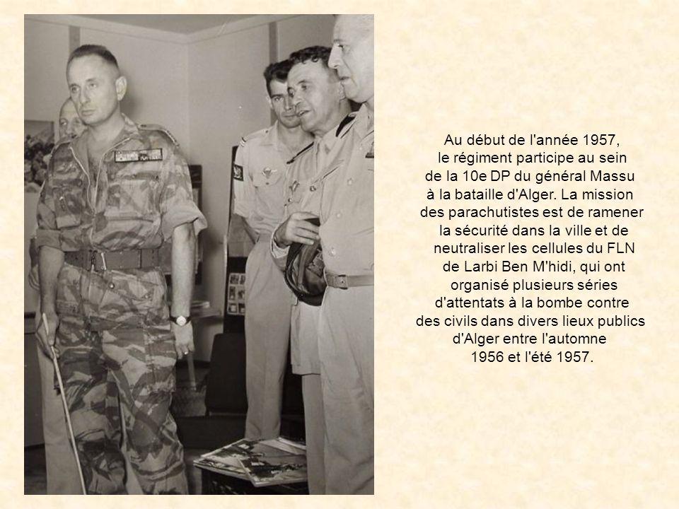 De retour en Algérie, il échappe le 5 septembre à un attentat et est blessé de deux balles dans l'humérus et une dans le foie.
