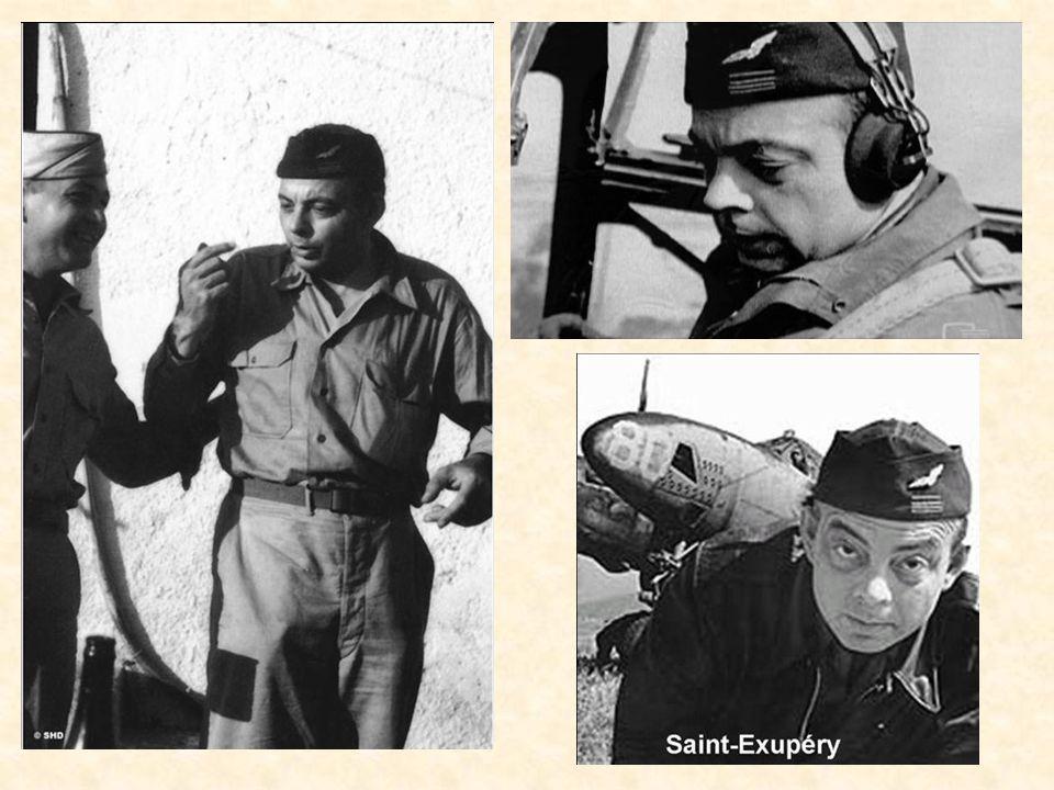 1944 Engagement sur tous les fronts Lun des plus célèbres pilotes engagés dans les combats de libération de la France en 1944, le commandant Antoine d