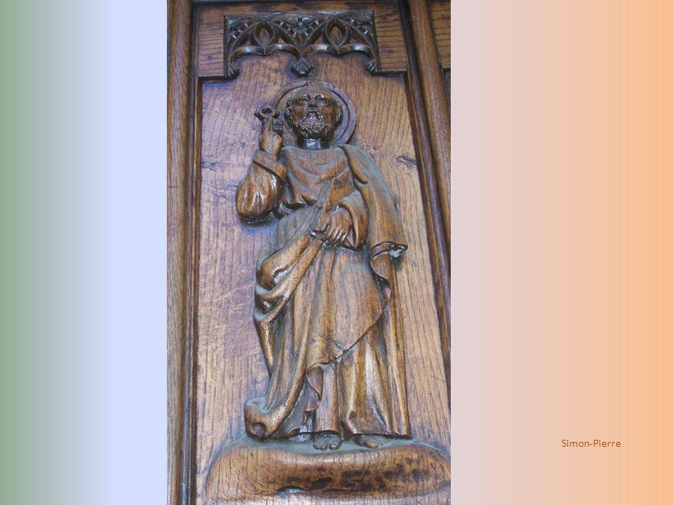 Ou Nathanaël… On le reconnaît au port du couteau, devenu le patron des métiers ayant rapport au cuir.