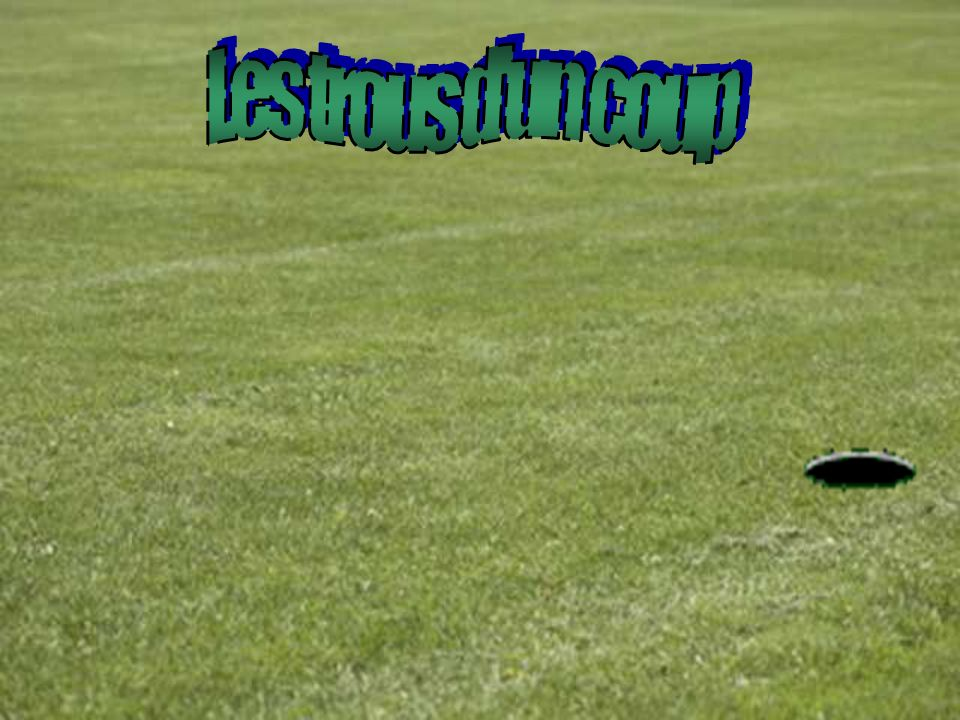 Lors du tournoi des maîtres, le gagnant se mérite le veston vert...