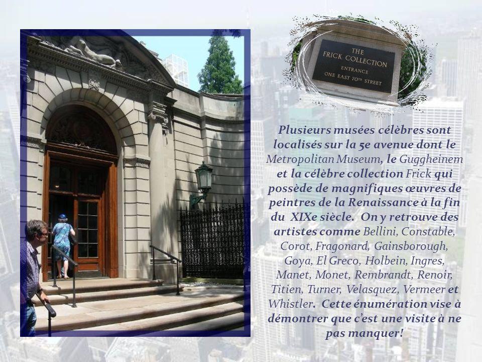 Ci-dessus lInstitut ukrainien et, à droite, le Consulat général de France.