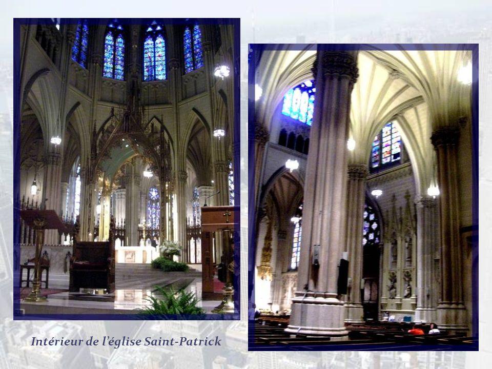 Une porte de Saint-Patrick Mère Elisa Bethseton Kateri Tekakouita Saint Patrick