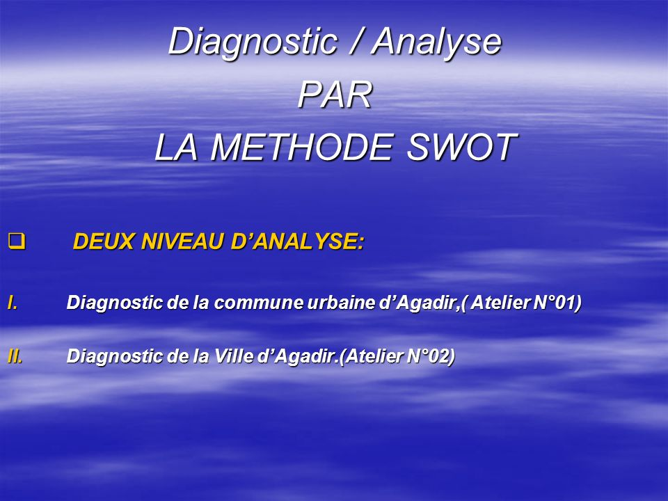 Planification stratégique : Phasage 1ORGAANISATION ORGANISATION Accord initial DEFINITION DE DOMAINES CRITIQUES ANALYSEINTERNE ANALYSEEXTERNE DEFINITI