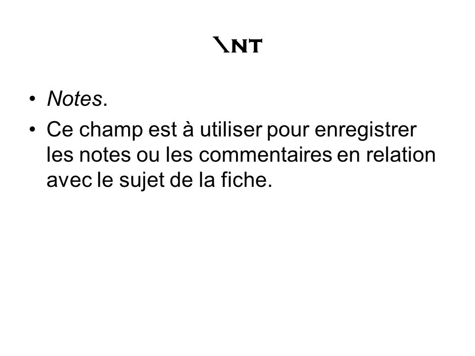 \nt Notes.