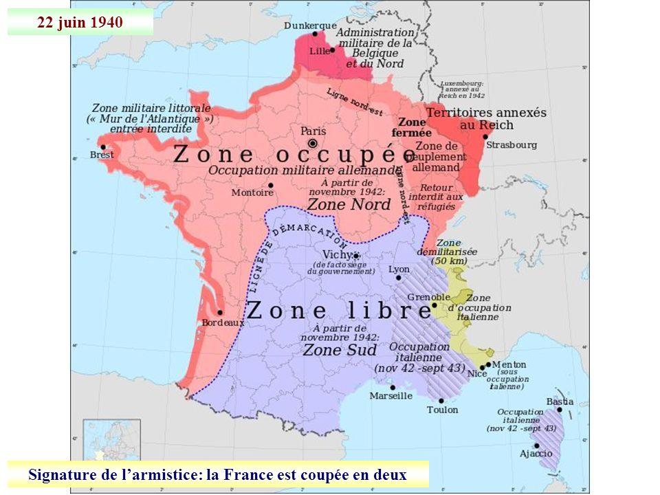 14 juin 1940 Larmée allemande atteint Paris