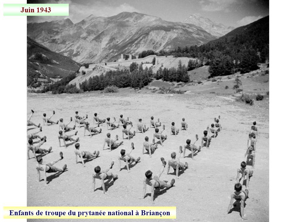 Mars 1943 Dans le secteur de Bou Arada, pendant la campagne de Tunisie