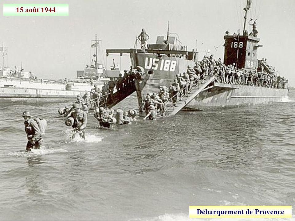 6 juin 1944 Débarquement de Normandie