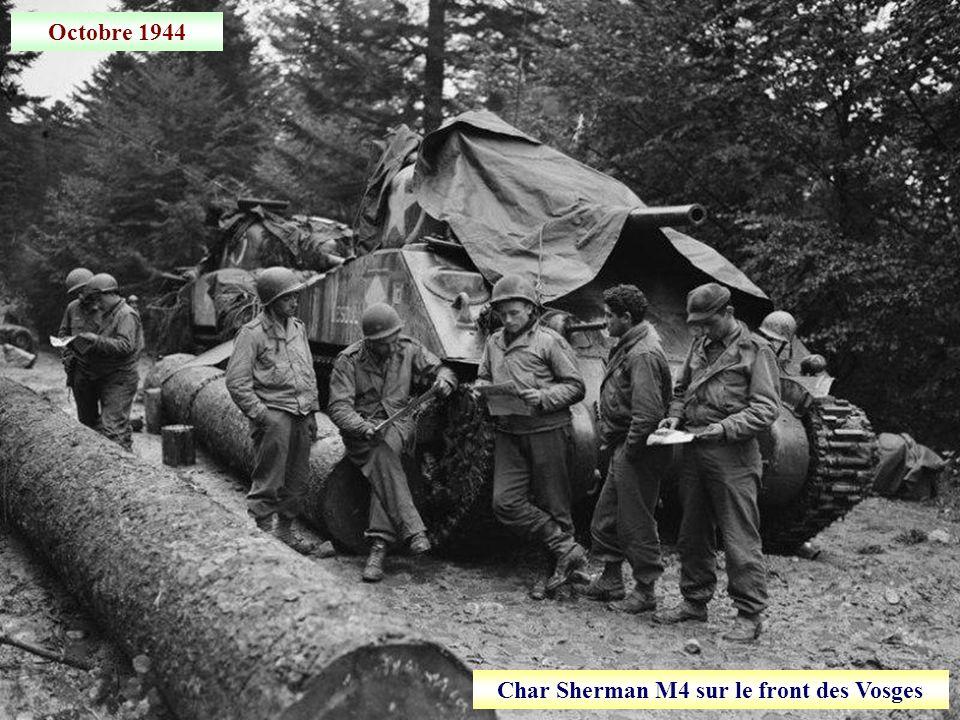 septembre 1944 Ambulancières (les Marinettes) dans les Vosges